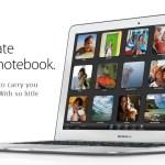 WWDC-2012: Apple también renueva sus MacBook Air con Ivy Bridge, USB 3.0 y Thunderbolt