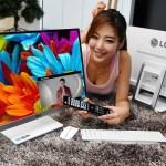 LG presenta sus próximos AIO V720 series con Ivy Bridge, Kepler y pantalla LED IPS 3D