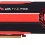 AMD lanza oficialmente sus nuevas FirePro W9000, W8000, W7000 y W5000