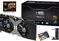 HIS Radeon HD 7970 X GHz Edition con 20 fases de energía