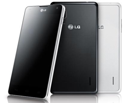 LG revela oficialmente el Optimus G con CPU Snapdragon S4 Pro, GPU Adreno 320 y Pantalla IPS+