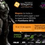 [CHILE] Acompáñanos desde hoy hasta el domingo en FestiGame 2012