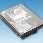 """Toshiba comienza a ofrecer discos duros de 3.5"""""""
