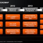 Nombres Claves de las próximas familias de GPU AMD revelados: 2013, 2014 y 2015