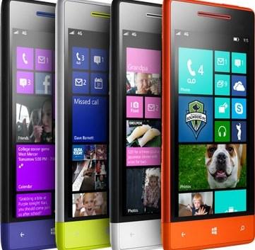 HTC revela sus nuevos smartphone Windows Phone 8X y Windows Phone 8S
