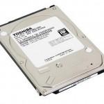 Toshiba finalmente revela sus primeros discos duros híbridos con memorias SLC