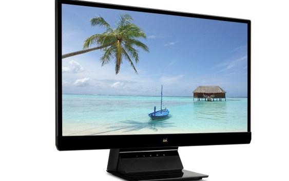 ViewSonic anuncia su nueva línea de monitores LED VX70 con tecnologia IPS