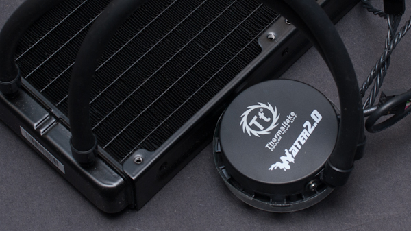 Review Thermaltake Water 2.0 Extreme