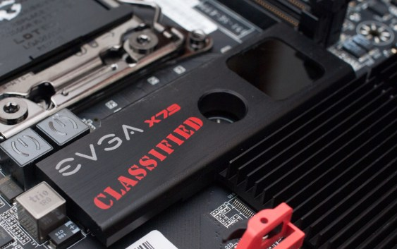 Review: EVGA X79 Classified