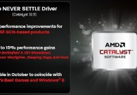 "AMD anuncia ""Never Settle Game Bundle"" y ""Never Settle Game Drivers"""