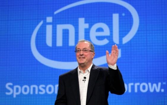 El Presidente y CEO de Intel Paul Otellini dejará su cargo en mayo de 2013