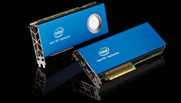 IDF 2013: Intel anuncia sus coprocesadores Xeon Phi 7120P/7120X