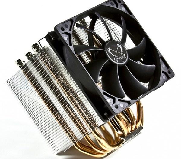 Scythe, el fabricante de disipadores para CPU y VGA cierra sus puertas