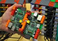 Raspberry Pi convertido en un pequeño Supercomputador a base de legos de 1.5 TeraFlops