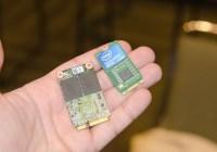 Intel muestra su primer SSD en formato NGFF