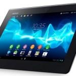 Sony anuncia su nueva tableta Xperia Tablet Z