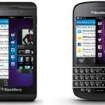 Detalles de los nuevos smartphone BlackBerry Z10/Q10 y el nuevo sistema operativo BlackBerry 10