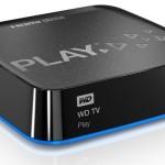 Western Digital lanza su nuevo reproductor multimedia WD TV Play