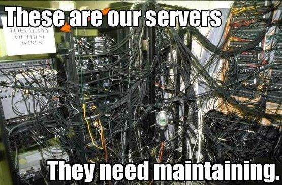 server-maintenance