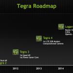 """GTC-2013: NVIDIA anuncia sus futuros SoC Tegra """"Logan"""" y """"Parker"""""""