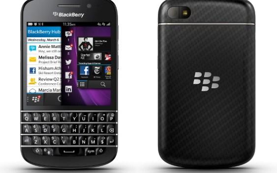 BlackBerry Q10: Se agotó en 2 horas en tienda de Inglaterra