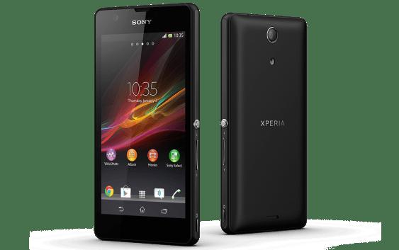 Sony presenta el nuevo Xperia ZR – ¡Resistente al agua!