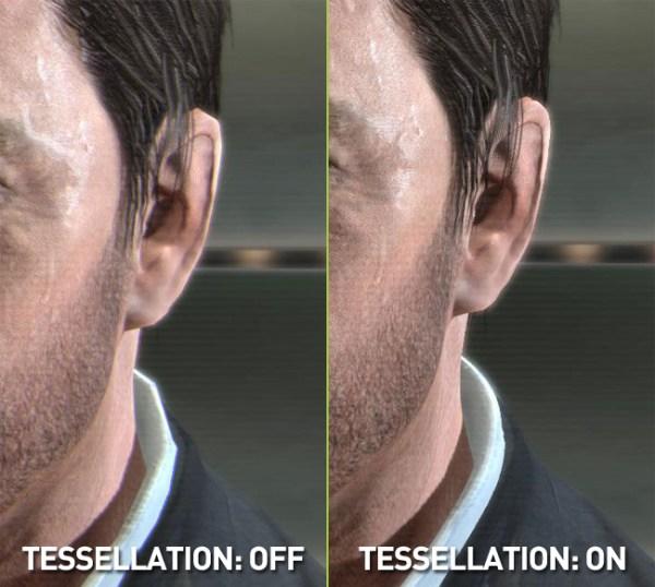 Teselado en Max Payne 3