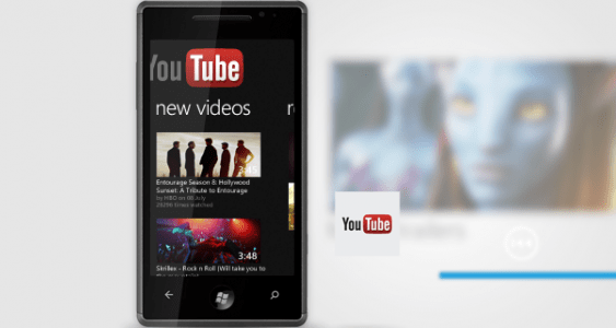 Google pide a Microsoft retirar la aplicación de Youtube en Windows Phone.