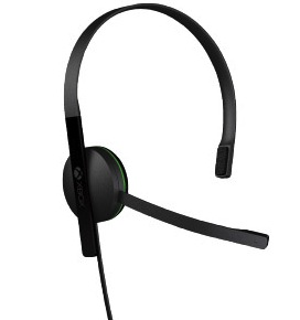 Headset Xbox One.