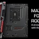 CPTX2013: ASUS anuncia la ASUS ROG Maximus VI Formula Z87 con Thermal Armor
