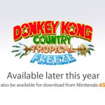 [E3:2013] Échale un vistazo a Donkey Kong Country: Tropical Freeze