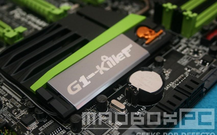 Review: Gigabyte G1.Sniper 5 (LGA 1150)