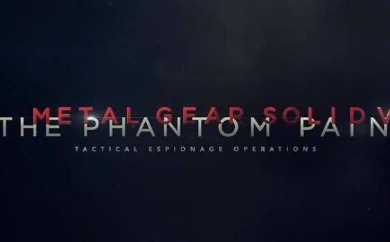 [E3:2013] Mira el primer gameplay trailer de Metal Gear V: The Phantom Pain