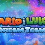 [E3:2013] Nintendo nos muestra Mario & Luigi: Dream Team