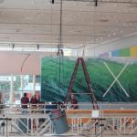 WWDC13: Apple prepara el Moscone Center para sus anuncios