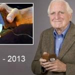 Fallece Douglas Engelbart, inventor del mouse e impulsor de las GUI, Redes e Hipertexto.