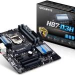 Gigabyte también lanza BIOS (beta) para desbloquear el OC en sus placas con chipset H87 y B85