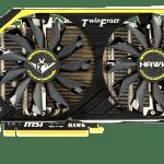 MSI lanza su nueva GeForce GTX 760 HAWK