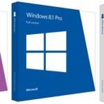Microsoft anuncia los precios de Windows 8.1