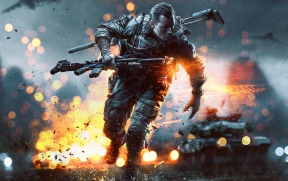Esto es Battlefield 4 Multiplayer