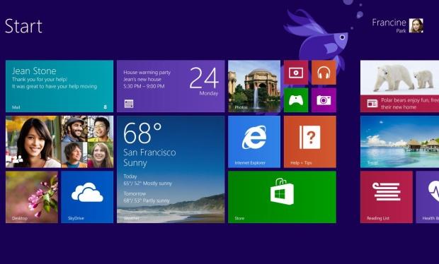 Microsoft anuncia la disponibilidad de Windows 8.1