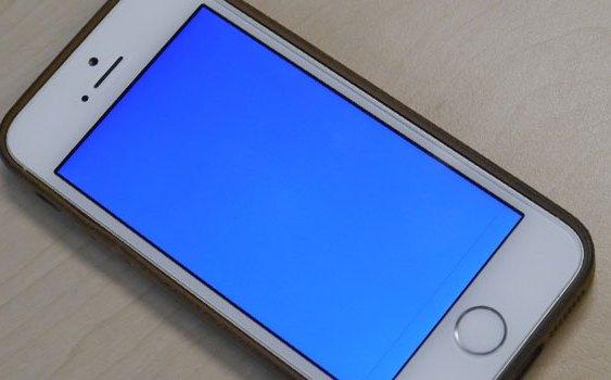 """Usuarios de iPhone 5S reportan """"BSOD"""" y reinicios"""
