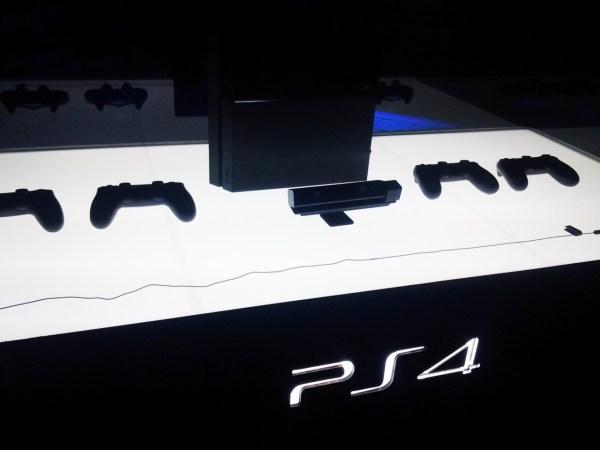 La gran dueña y anfitriona, la gran PlayStation 4