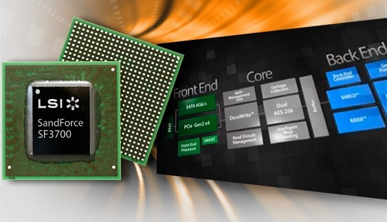 Controladores LSI SandForce SF-3700 series postergados para el 2015