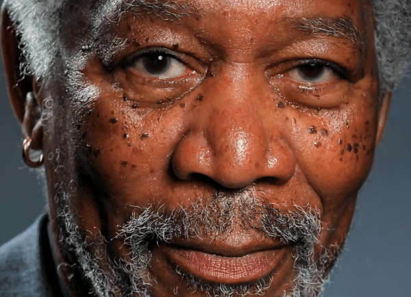 Morgan Freeman Kyle Lambert