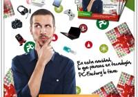 Chile: Catálogo de Navidad PC Factory 2013