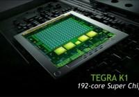 CES2014: NVIDIA revela Tegra K1, su primer  SoC de 64-bit basado en Kepler