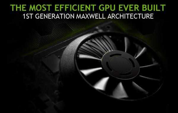 "NVIDIA GeForce GTX 750 Ti / GTX 750 ""Maxwell"" (GM107) hace su debut"
