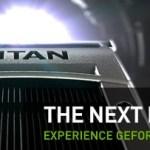GeForce GTX Titan Black se lanza este martes 18 de febrero
