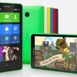 MWC14: NOKIA anuncia sus primeros teléfonos con Android (NOKIA X, X+ y XL)